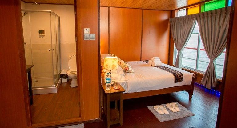 River View Room in Metta River Cruises